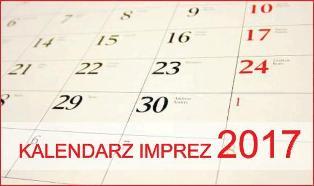KALENDARZ IMPREZ 2017