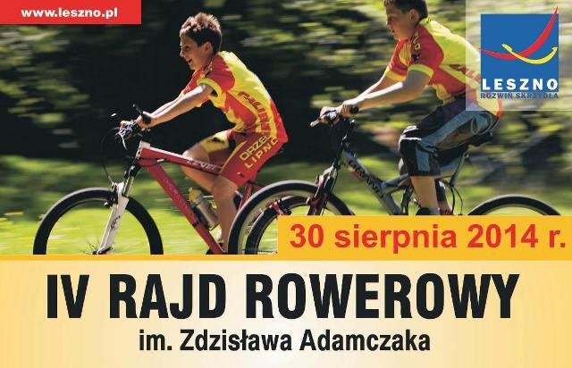 IV RAJD ROWEROWY