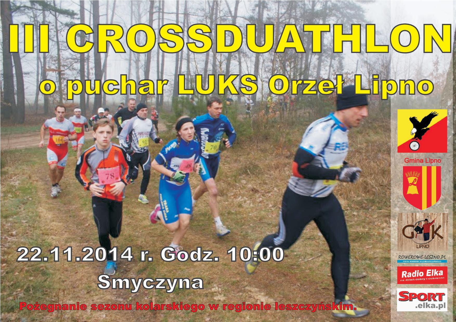 III Crossduathlon